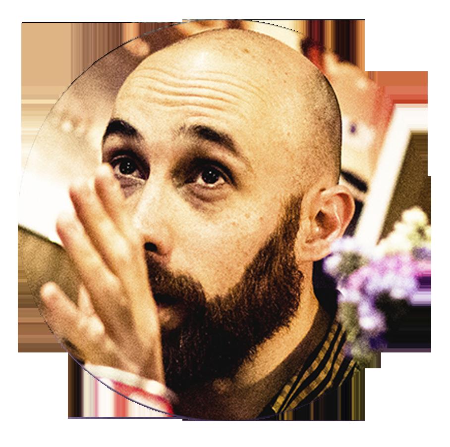 David Pedrouzo/Moderador