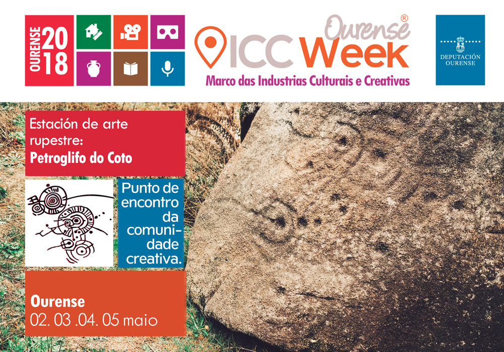 ICC Week 2018 - Marco das Industrias Culturais e Creativas