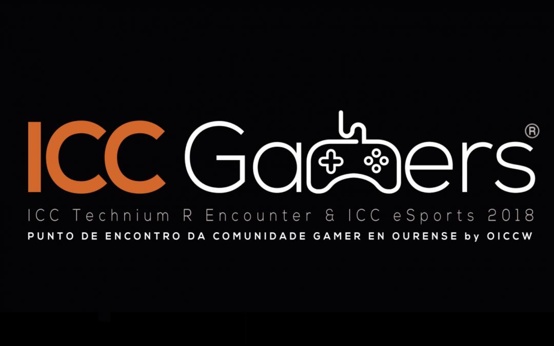 """A Ourense ICC Week pon en marcha """"ICC Gamers"""", un novo espazo adicado aos videoxogos e os e-sports"""